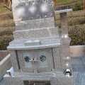 洋式のお墓